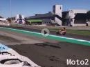 Wer findet den Fehler? Moto2 vs. MotoE - Jerez 2018 :-(