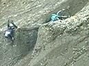 Hillclimbing Abflug: Wenn der Kumpel lacht wenns kracht, hast Du etwas falsch gemacht!