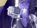 """Motorrad Halterung """"Low Flying"""" für Actioncams"""