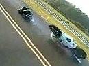 Wheelie Crash - mit ASC wärs nicht passiert ... aber geil wenn der Schmerz nachlässt.
