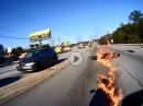WheelieCrash: Wenns beim wheeliesieren Scheisse läuft