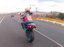 Wheelie Frauenpower - Zack, zack und wech! Speedlady
