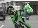 Wheelie Party mit Chris Lints, geil, geil, geil