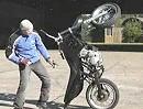 Wheelies, Kreisel, Stuntfahren - einfach genial mit TRACKCAM.DE