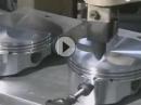 Wie entsteht ein Kolben für einen Verbrennungsmotor?
