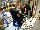 Wiederaufbau einer Kawasaki ZX-6R nach Vollrevision im Zeitraffer