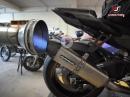 Wieviel PS bringt ein Racing Schalldämpfer (Bodis)? Leistungsmessung | Asphalt Süchtig