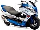 Wild, cool und böse: Suzuki Burgman 400 Sport Concept