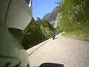 Wildalpen mit Honda CBR1000rr, Suzuki GSXR 600, 750 u. Bandit 1200n