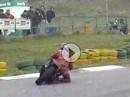 Wilde Motorrad Drifts - eine alte GPZ und ne vernarbte Kombi lassen die Sau raus