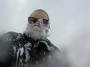 Winterfahrt mit Jethelm = Gesicht gefroren, Spaß gehabt :-)