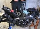 Wir bauen ein Rennmotorrad, Chassis Preperation, Erste Schritte, Prüfung by MotoTech