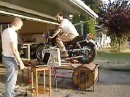 Gaskrank-Basteltipp: Wir bauen uns einen Motorrad Prüfstand. Handwerkliches Geschick Vorausetzung