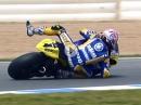 Wir erinnern uns! Die geilstens Saves der MotoGP - Unglaublich - must see