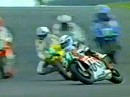 WM Lauf 250ccm 1987 in Donington / England (deutsch)