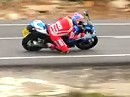 World first test of the Suzuki GSX-R1000 K9