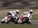 WSBK 1990 Hungaroring (Ungarn) - Rennen 1 - Zusammenfassung