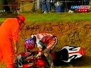 WSBK 1998 Phillip Island - Warm up - Carl Fogarty Crash