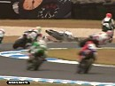 WSBK 2007 - Phillip Island - Supersport Highlights
