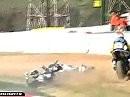 WSBK 2009 - Kyalami (Südafrika) Rennen 1 Highlights und Interviews