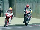 WSBK 2009 Monza Italien Superstock 1000 (STK) Highlights