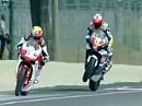 WSBK 2009 Monza Italien Superstock 1000 (STK) Highlights