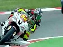WSBK 2009 Monza Italien Superstock 600 (STK) Highlights