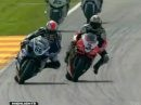 WSBK 2009 - Valencia (Spanien), Race 2 Highlights - Doppelsieg für Haga auf Ducati
