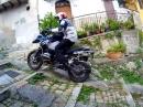 Wunderlich mit der BMW R1200GS LC Adventure in Süditalien