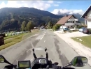 Wurzenpass von Österreich nach Slowenien mit seltener Spezies