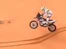 """Xavier de Soultrait (Husqvarna) """"genießt"""" die Wüste bei der Dakar 2021"""