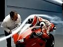 Xerox und Ducati - witzig gemachtes Commercial aus dem Windkanal