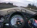 XX1100 Super-Blackbird im Highspeed-Modus