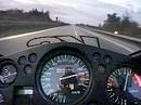 XX1100 Super-Blackbird im Highspeed-Modus