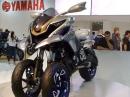 Yamaha 01GEN - Crossover Dreirad Konzept von Yamaha