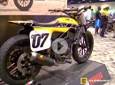 Yamaha DT-07 Flat Track Konzept auf Basis der FZ-07