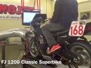 Yamaha FJ1200 'Reisst an wie ein Schrottplatzköter' Dyno by RK-RK-Racing