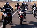Motorradtest: Yamaha FZ8 vs Aprilia Shiver 750 vs BMW F800R vs Ducati Monster 796 vs Triumph Street Triple R