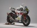 Yamaha Hommage Lackierung an 60 Jahre Straßen-Rennsport - RacingDNA