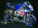 Yamaha is back! WorldSBK Pata Yamaha YZF-R1 Präsentation