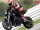 Yamaha Klein FZ1 - Nacked Racer - beim PS TunerGP 2010