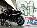 Yamaha Klein Racing aus Dillingen Saarland