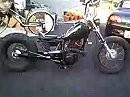 Yamaha Minimal Chopper aus Japan