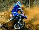 Yamaha Motocross Zeitlupen Action - Genial dreckige Aufnahmen