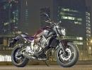 Yamaha MT-07 - NEU: Rise Up Your Darkside -Details