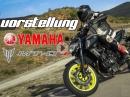 Yamaha MT-07 (2018) - Vorstellung / Test von Asphalt süchtig