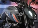Yamaha MT-07 Mj.: 2021 - Vorstellung in deutsch