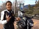 Yamaha MT-07 - Testride und Eindrücke in Spanien by Jens Kuck