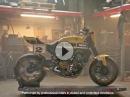 Yamaha MT-09 Flat Tracker von Roland Sands - Teaser