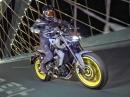 Yamaha MT-09 MY17 - Überarbeites Desing, Anti Hopping, Quickshifter Serie